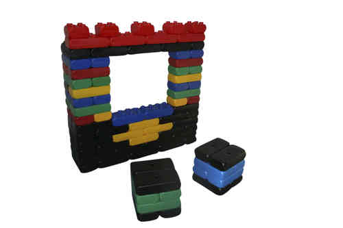 ESDA Fun-Blocks Kasperle Theater