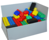 ESDA Fun-Blocks Spielbausteine Jumbosortiment